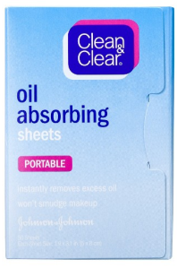 oil blotting